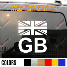 Gb Flag Uk British England Gb Union Jack Flag Car Decal Sticker Vinyl Truck Boat Die Cut No Background Pick Color And Size Car Decal Sticker Sticker Vinyldecal Sticker Aliexpress