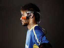 Neymar Jr uses the Panasonic A500 ...