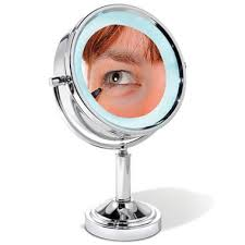 the 15x magnifying vanity mirror