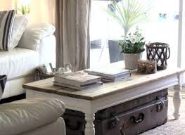 adopt when decorating your coffee table
