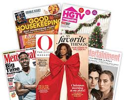 free magazine subscription instyle gq