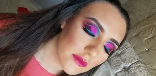 makeup artist and hair hijab stylist