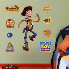 Shop Fathead Jr Toy Story Woody Wall Decals Overstock 9598416
