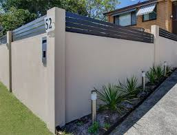 Pin By Horizontal Fence On Cloture In 2020 Modern Fence Design House Fence Design Fence Design