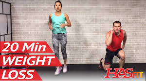 20 min home workout without equipment