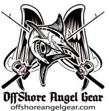 Offshore Angel Gear Marlin Window Decal