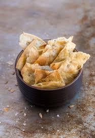 crispy seeded flatbread ers