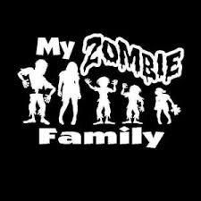 Evil Dead Ash Zombie Decal Sticker Midwest Sticker Shop