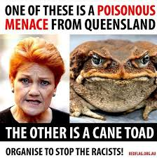 Australia's most lauded political idiot: The Resistance to Pauline ...