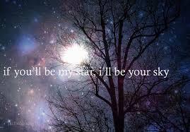 love quote skies sky star stars image on com