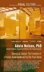 November 28, 2012 – Adele Nelson   Visual Culture Blog