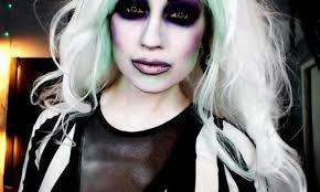 beetlejuice makeup for