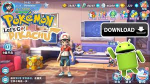 pokemon let s go game download for android لم يسبق له مثيل الصور + ...