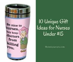 unique gift ideas for nurses under 15