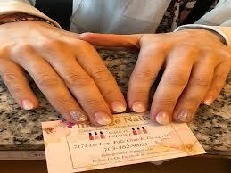 nail salon in falls church