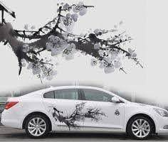 Image Result For Auto Decals And Graphics Cherry Blossom Charger Car Car Vinyl Car Stickers