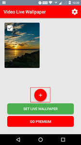how to set video or gif as wallpaper on