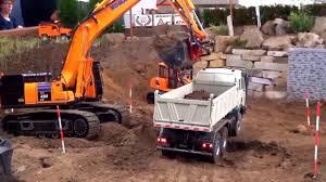 Xe Bồn Làm Việc | Máy Xúc Đất | Máy Cẩu ♫ Nhạc Thiếu Nhi - YouTube