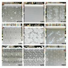 100cm frosted opaque glass window