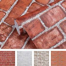 coavas brick wallpaper 17 7x196 6 inch