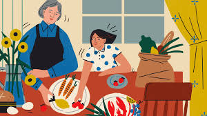 Memories of Myrtle Allen, the Matriarch of Irish Cookery, and of ...