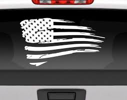 Flags And Patriotic Vinyl Decals Car And Truck Stickers