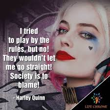 harley quinn quotes famous people s quotes series