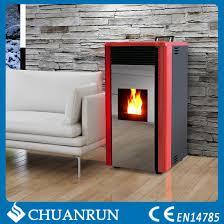 biomass wood pellet burning stove