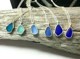 sea glass pendant light lovetoread me