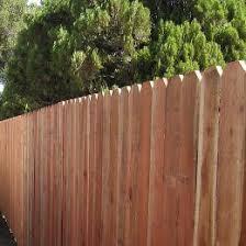 Dog Eared Redwood Dog Ear Fence Fence Fence Gate Design