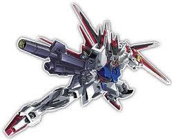 Aile Strike Gundam Seed Anime Car Stickers 003 Anime Stickery Online