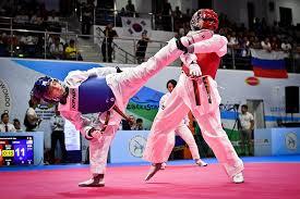 Ava Lee: Head Hunter Captures Cadet Gold - World Taekwondo