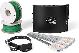 Amazon Com Sportdog Underground Wire Electric Fence Tone Vibration Static 100 Acre Capability Remote Trainer Option Sportdog Brand Pet Supplies