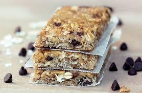 healthy granola bars chewy delicious
