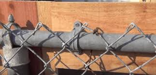 Affordable Hack To Make Your Chain Link Fence Look Amazing The Saw Guy