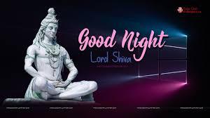 lord shiva good night wallpapers hd