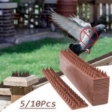 Fence Wall Spikes Garden Security Intruder Cat Bird Repellent Burglar Anti Climb Ebay