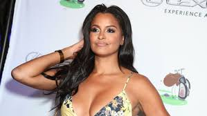 Claudia Jordan Calls out Nicki Minaj Fans Who Threatened Family ...