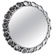 chrome nickel wall mirror from palwa