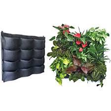 pocket vertical garden planter