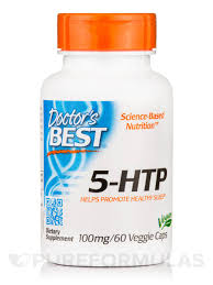 5 htp 100 mg 60 veggie capsules