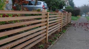 Portland S Horizontal Fence Screen Experts