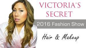 fashion show easy makeup hair tutorial