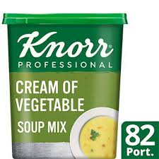 cream of vegetable soup 14l