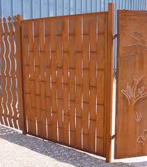 Lanai Fence Panels Metal Fence Panels Cool House Designs Fence Panels