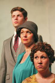 "Off-Broadstreet Theatre's 'Violet Sharp""'dramatizes Lindbergh kidnapping -  Community News"