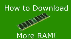 Lần đầu tiên trò đùa tải thêm RAM, VGA từ website về cho máy tính ...