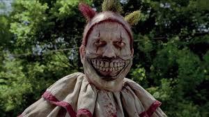 twisty the clown makeup tutorial