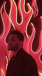 the weeknd image aesthetic wallpaper