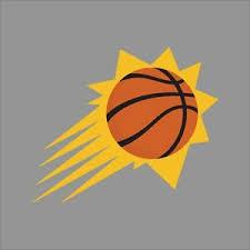 Phoenix Suns 4 Nba Team Logo Vinyl Decal Sticker Car Window Wall Cornhole Ebay